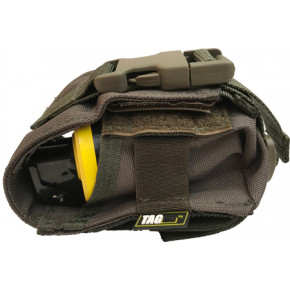 TAG Innovation Single Grenade Pouch - Olive