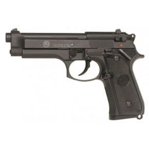 KJW Taurus PT92 Semi-Auto GBB Airsoft Pistol - Black ABS