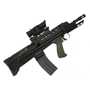 G&G L85A2 AFV Airsoft Rifle with ETU