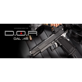Tokyo Marui Hi-Capa D.O.R. (Direct Optics Ready) Gas Blow-back Pistol