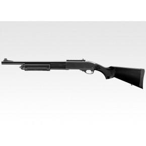 Tokyo Marui M870 Airsoft Gas Multi-shot Shotgun - Black