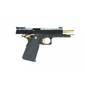 Tokyo Marui Hi Capa 5.1 Gold Match Custom Airsoft Race Pistol