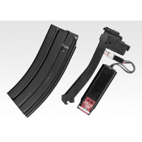 Tokyo Marui HK416 New Gen 30rd Battery Magazine - Black