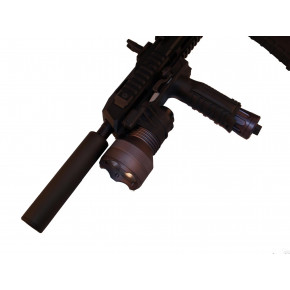 14mm CW/CCW Universal Suppressor - 145mm