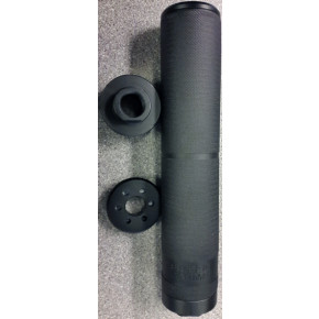 Swiss Arms Universal Suppressor 14mm Clockwise (CW) / 14mm Counter Clockwise (CCW)