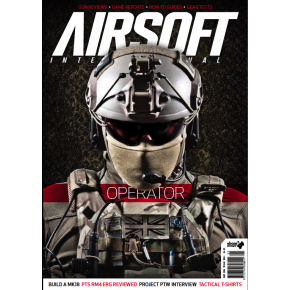 Airsoft International Volume 10 Issue 1 - June 2014