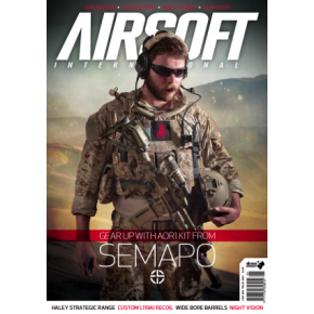 Airsoft International Volume 10 Issue 3 - August 2014