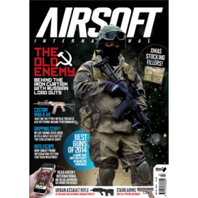 Airsoft International Volume 10 Issue 7 - December 2014