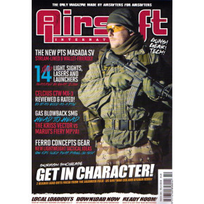Airsoft International Volume 8 Issue 10 - March 2013