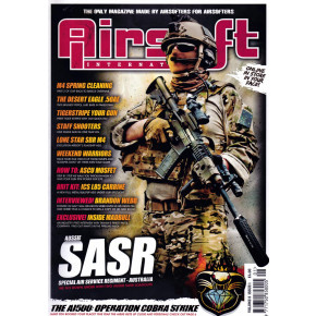Airsoft International Volume 8 Issue  1 (June 2012)