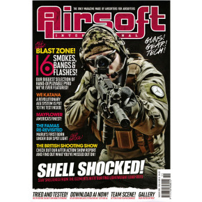 Airsoft International Volume 8 Issue 11 - April 2013