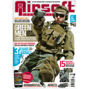 Airsoft International Volume 9 Issue 4 - September 2013