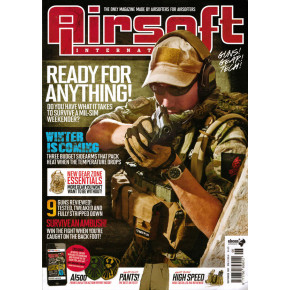 Airsoft International Volume 9 Issue 6 - November 2013