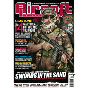 Airsoft International Volume 9 Issue 1 - June 2013