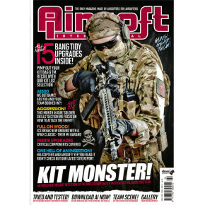 Airsoft International Volume 9 Issue 2 - July 2013