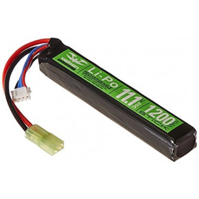 Valken Energy 11.1v 1200mAh 20C LiPo Stock Battery