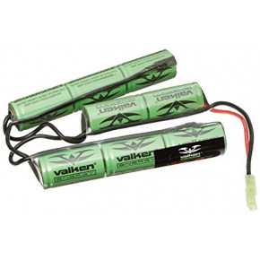 Valken Energy 9.6v 5000mAh Large Crane Stock Battery