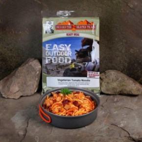 MRE Hot Meal Kit - Vegetarian Tomato Noodles