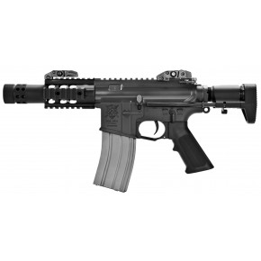VFC VF16SSB VR16 Stinger SB AEG Black Airsoft Rifle