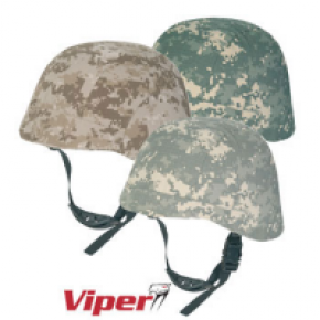 Viper M88 PASGT Digi-cam helmet covers (set of three)