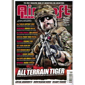 Airsoft International Volume 8 Issue 7 - December 2012