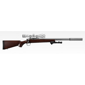Tokyo Marui VSR-10 Pro Hunter G - Brown (Wood) Airsoft Sniper Rifle