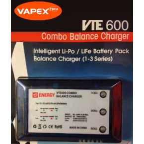 Vapex VTE600 LiPo / LiFe Battery Charger
