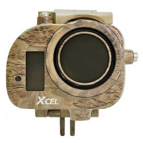 XCEL Camo Waterproof Housing