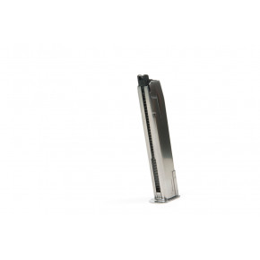 WE P-Virus (SIG 226) 30rd gas Magazine - Silver