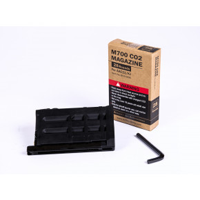 Action Army 28rd M700 CO2 extended mag