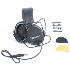 WASDN TEA Release New Hi - Threat Tier 1 Basic Version Headset - Black