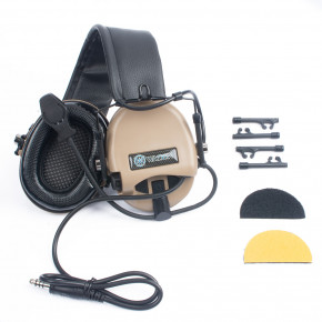 WADSN TEA Release New Hi - Threat Tier 1 Basic Version Headset - Dark Earth