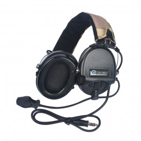 WADSN Sordin Headset Basic Version - Black