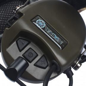 WADSN Sordin Headset Basic Version - Olive Drab