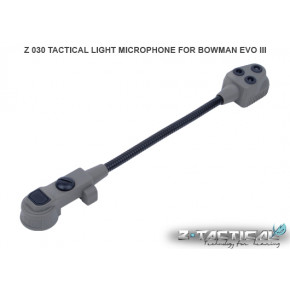 Z Tactical Tactical Microphone light for Bowman EVO III headset