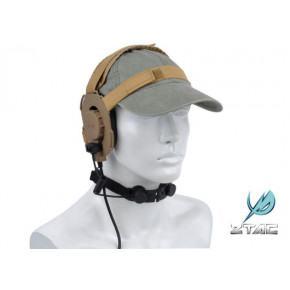 Z Tactical Bowman Tactical throat mike adaptor - Black