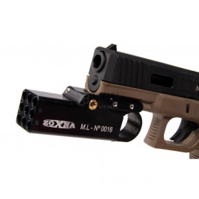 Zoxna Mini Launcher by SKW Airsoft - Black