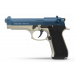 Retay Blank Firing 9mm MOD92 (M92) Satin/Blue