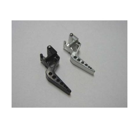 SPEED Airsoft Aluminium Blade AR36 Series (Version 3) Trigger - Silver