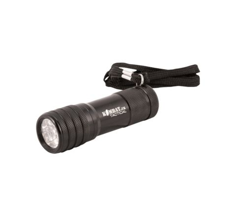 Kombat 9 LED Tactical Torch