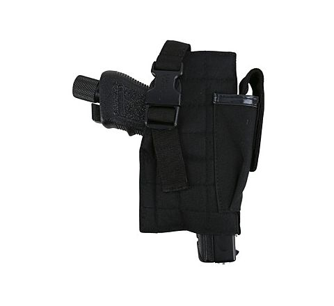 KombatUK - Molle Gun Holster with Mag Pouch