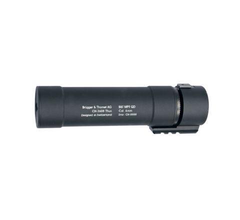 B&T MP9 QD Suppressor