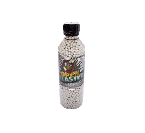 ASG Open Blaster 0.28g Biodegradable BB - 3000 Bottle