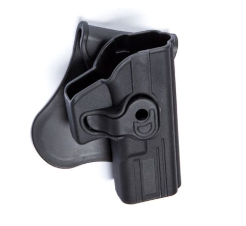 Strike Systems Polymer Holster for Glocks - Black