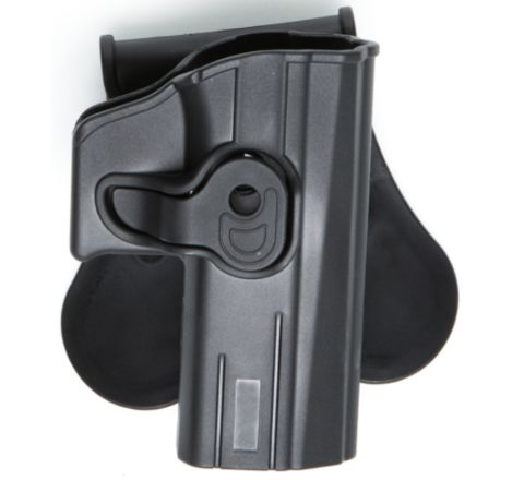 Strike Systems Polymer Holster for the CZ P-07 and CZ P-09 - Black