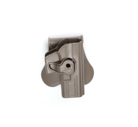 Strike Systems Polymer Holster for Glocks - Full Dark Earth