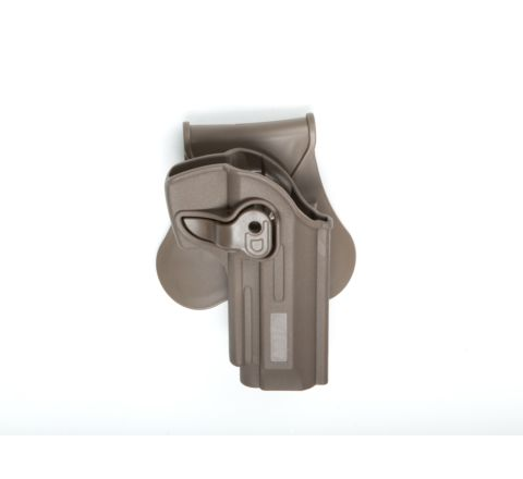 Strike Systems Polymer Holster for the Beretta M9 / M92 - Full Dark Earth