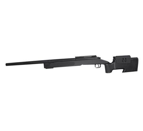 ASG U.S.M.C. M40A3 Airsoft Sniper Rifle - Black