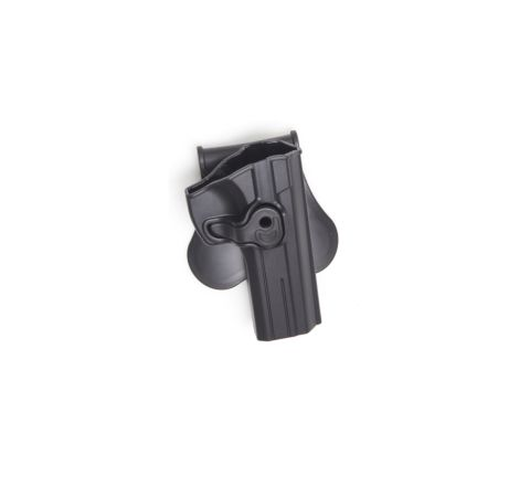 Strike Systems Polymer Holster for SP-01 Shadow and CZ-75 - Black