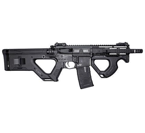 ASG HERA ARMS CQR SSS AR15 Airsoft Rifle - Black
